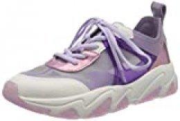 bugatti 432846035069, Zapatillas para Mujer, Blanco (White/Trends 2080), 36 EU