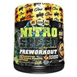 Big Nitrospeed Energetic Drink Candy Raspberry 350G 200 g
