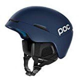 POC Unisex - Adultos Obex Spin Helmet, Lead Blue, XS-S