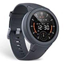 Reloj inteligente Original Huami AMAZFIT Verge Lite Bip 2 GPS IP68 impermeable Multideportivo seguimiento de la salud Gris/Negro