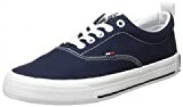 Tommy Hilfiger LowCut Essential Sneaker, Zapatillas para Mujer