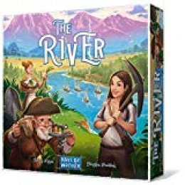 Days of Wonder- The River, Multicolor (Asmodee)