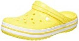 Crocs Crocband Clogs, Zuecos Unisex Adulto