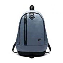 Nike Chyn Bkpk Solid Mochila, Unisex Adulto, Azul Armory/Negro, Talla Única