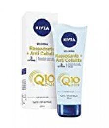 NIVEA Good-Bye Celulitis Q10 plus Crema Corporal Reafirmante y Anticelulítico, 200 ml