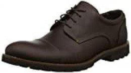 Rockport Sharp & Ready Channer Cap Toe, Zapatos de Cordones Oxford para Hombre