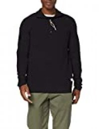 Jack & Jones Jorklover Knit High Neck suéter, Gris (Tap Shoeknit Fit), Large para Hombre