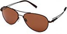 SERENGETI Brando Gafas, Unisex Adulto, marrón (Espresso), M