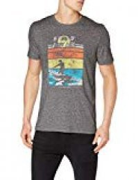 JACK & JONES Jorlaguna tee SS Crew Neck TG Camiseta para Hombre