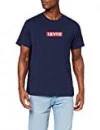 Levi's Boxtab Graphic tee Camiseta para Hombre