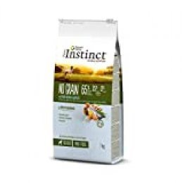 True Instinct No Grain Mini Adult - Pienso sin Cereales para Perros Adultos de Razas pequeñas con salmón - 7 kg