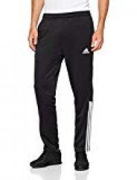 Adidas Regi18 PES Pnt Sport Trousers, Hombre, Negro (Black/White), S