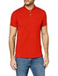 Esprit 990ee2k316 Polo, Rojo (Red 630), Medium para Hombre