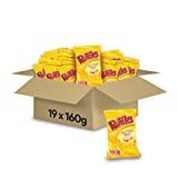 Ruffles York'Eso 160 g - Pack de 19