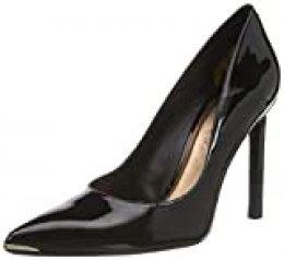 Ted Baker Melnil, Zapatos de tacón con Punta Cerrada para Mujer, Negro (Black Black), 38 EU