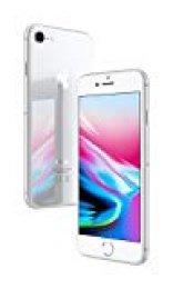 "Apple iPhone8 - Smartphone de 4.7"" (256 GB), Color Plata"