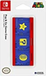HORI - Estuche de juegos Pop & Go Mario (Nintendo Switch)