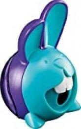 Maped 017690 Croc Bunny Innovation - Sacapuntas con un agujero, color azul