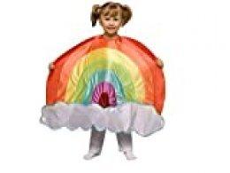 Boys Toys - Disfraz infantil arco iris, multicolor (15349)