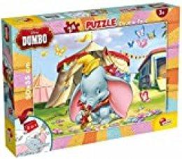Lisciani- Puzzle, Multicolor (74020)