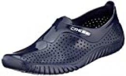 Cressi Water Shoes Escarpines, Unisex Adulto, Azul, 35 EU
