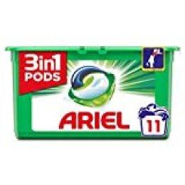 Detergente Ariel Líquido 3 en 1 - 11 Cápsulas