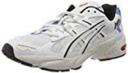 Asics Gel-Kayano 5 OG, Zapatillas de Running para Hombre, Blanco, 44 EU
