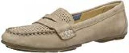 Rockport Shore Bets II Loafer Warm Taupe, Mocasines para Mujer