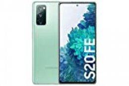 Samsung Galaxy S20 FE, Smartphone Android Libre, Color Verde [Versión española]