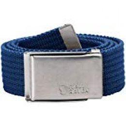 FJALLRAVEN Canvas Cinturón, Unisex Adulto, Deep Blue, Talla Única