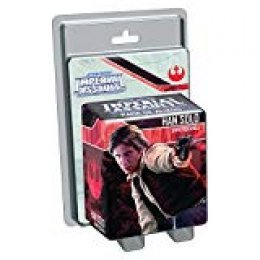 Fantasy Flight Games- Star Wars Imperial Assault, Han Solo (Edge Entertainment EDGSWI06)