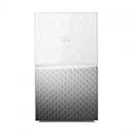 "Western Digital My Cloud Home Duo, Disco Duro Externo, LAN 3.5"", USB 3.0, 4 TB"
