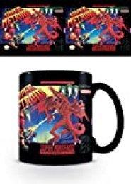 Pyramid International MG25007C Nintendo Super Metroid-Taza de café, Multicolor