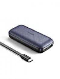 UGREEN Batería Externa Movil 10000mAh Ultrarrápido Power Delivery 18W, Mini Power Bank USB Tipo C Carga Rapida QC 3.0 para iPhone 11, XR, XS, 8, iPad Pro 2020, Xiaomi Note 7, Note 8, Pocophone F1, A2