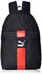 Puma Originals Daypack Mochilla, Unisex Adulto, Azul (Peacoat/High Risk Red White), OSFA