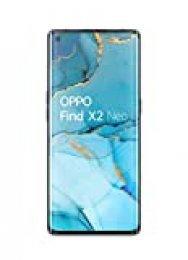 "OPPO Find X2 NEO 5G – Smartphone de 6.5"" AMOLED, 12GB/256GB, Octa-core, cámara trasera  48MP+13MP+8MP+2MP, cámara frontal 32MP, 4.000 mAh, Android 10, color Negro"