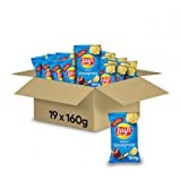 Lay's Vinagreta 160 g - Pack de 19 (18410199038835)