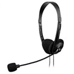 Tacens Anima AH118 - Auriculares con micrófono y Diadema Regulable