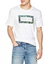 Hurley Time TO Grow PRM tee SS Camisetas, Hombre, White, S