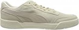 PUMA CARACAL SD, Zapatillas Unisex-Adulto, Beige (Tapioca/Tapioca Team Gold 08), 36 EU