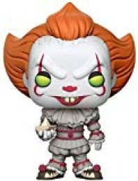 Funko - POP! 20176 Pennywise  with Boat -  Figura Vinilo