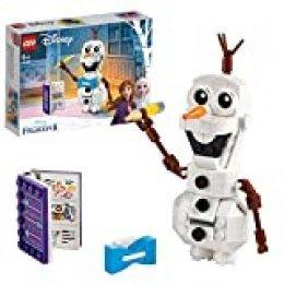 LEGO Disney Princess - Olaf, Juguete de Construcción del Muñeco de nieve de Frozen 2, a partir de 6 años (41169)