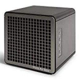 HAVERLAND PUREAIRBOX - Purificador Desinfectador de Aire y Superficies PCO | Eficacia 99,99% | Desinfecta el Aire y Las estancias | Luz UV + Ionizador + OZONO de Baja Concentración | Ultra-Compacto