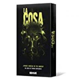 Edge Entertainment Asmodee - La Cosa, Juego de Mesa EDGPG01