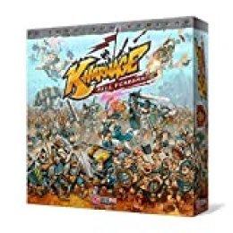 Edge Entertainment Kharnage - Juego de Mesa EDGKH01