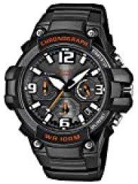 Casio Reloj Analogico para Hombre de Cuarzo con Correa en Resina MCW-100H-1AVEF