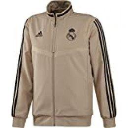 adidas Real Pre Jkt Chaqueta de Deporte, Hombre, Raw Gold s18/Black, 2XL