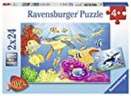 Ravensburger- Puzzle 2x24, Multicolor (1)