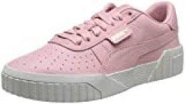 PUMA Cali Emboss Wn's, Zapatillas Deportivas para Mujer, Bridal Rose, 40 EU