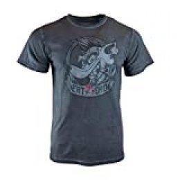 Crash Team Racing - Camiseta Eat t Road, M